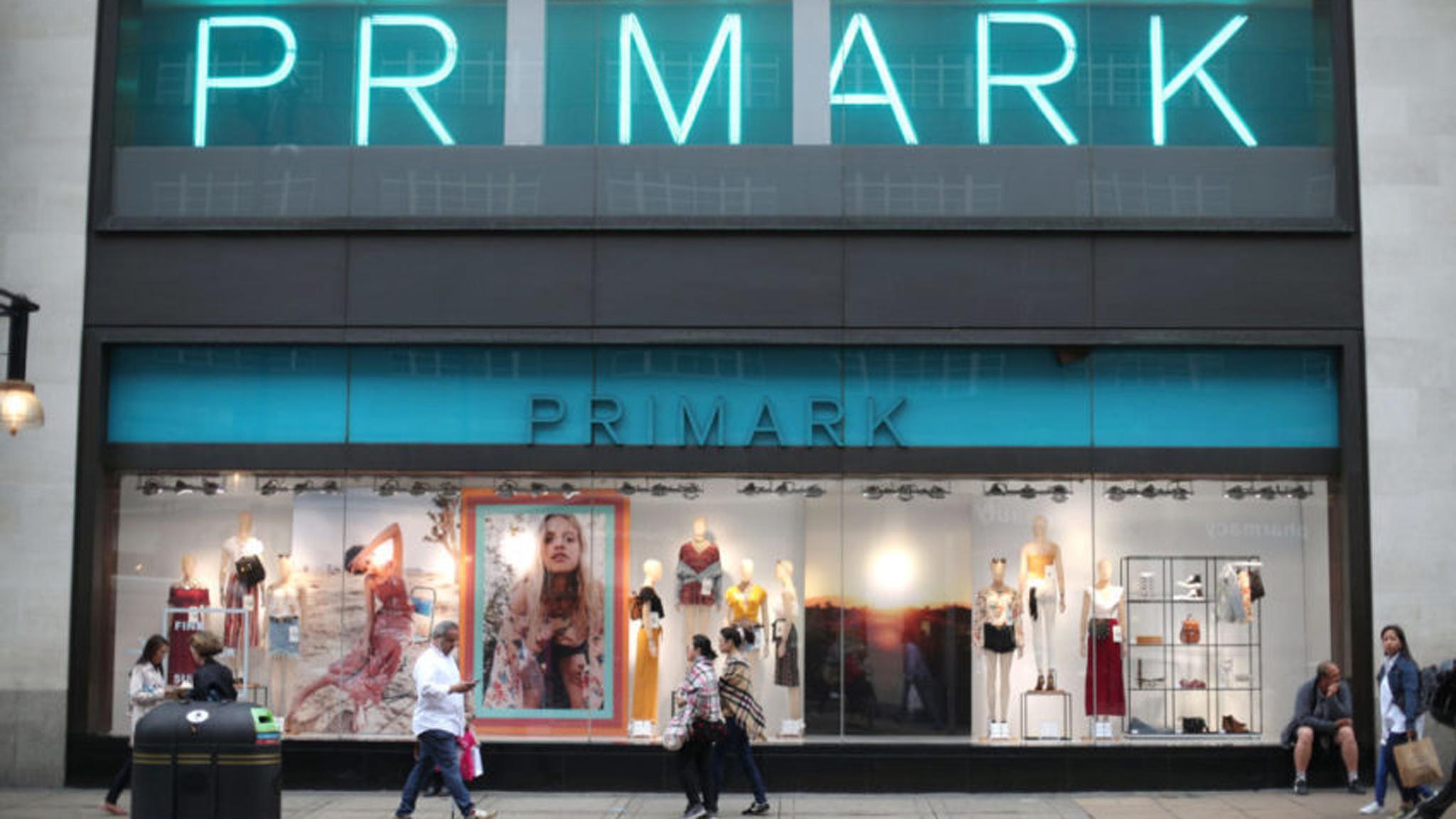 Primark To Repay £121 Million In Furlough Cash Despite Falling Sales