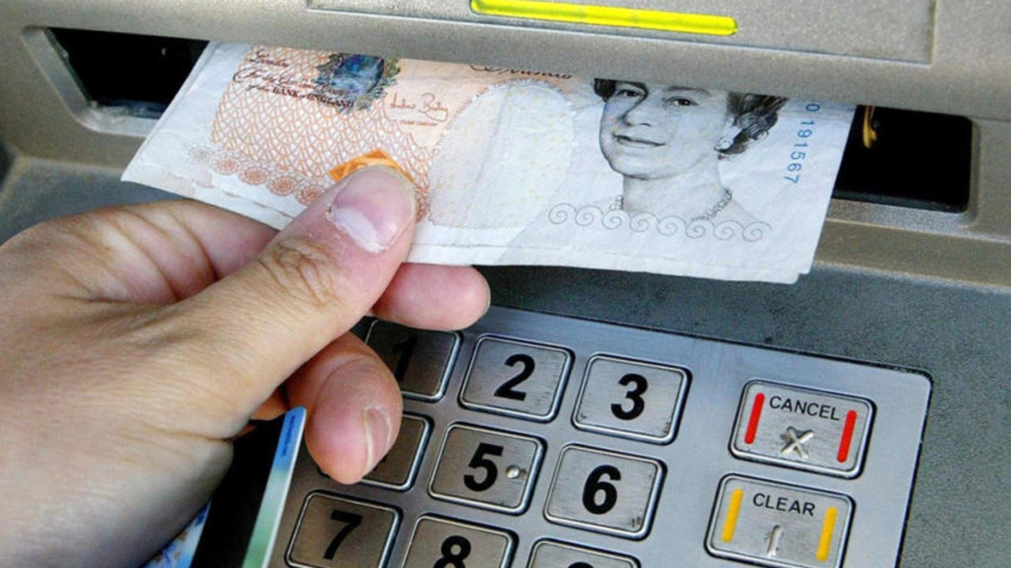 One In Five Adults Has Less Than £100 Savings